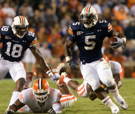 Michael Dyer, Auburn, Transferring