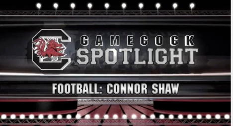 Gamecock Spotlight 2012, Connor Shaw