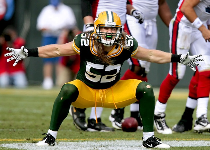 The Meat Locker Sports Clay Matthews Selling Out On
