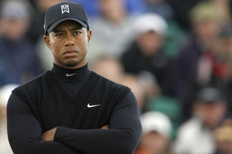 Tiger Woods, Angry, Tantrums