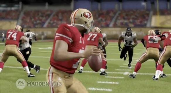 Madden '13, Ravens, 49ers, Super Bowl