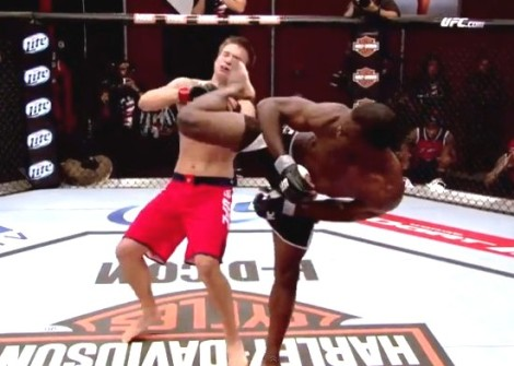 The Ultimate Fighter, Knock Out, Uriah Hall