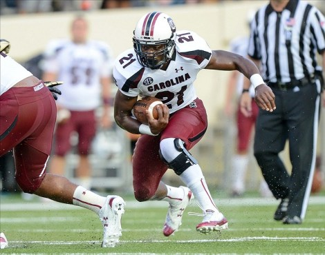 Marcus Lattimore, Charleston