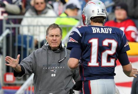 Tom Brady, Bill Bilichick