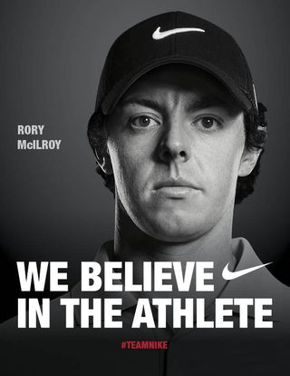 Rory McIlroy, Nike, Trick Shot