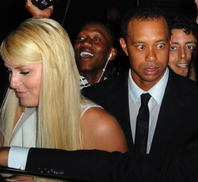 Tiger Woods, Drunk