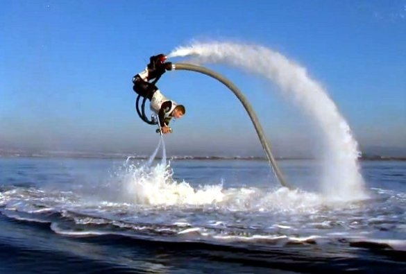 Flyboard, Water, Jetpack