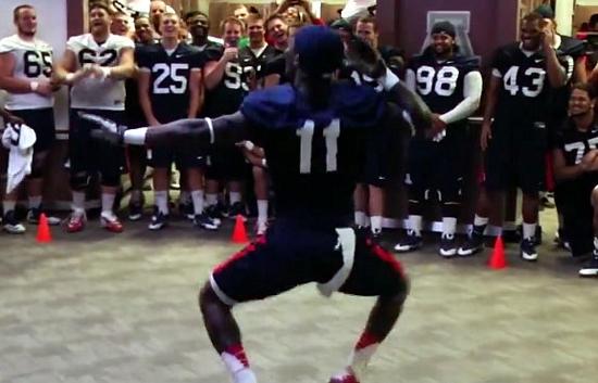 Arizona Wildcats, Dance Off