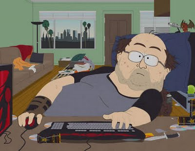 South Park Pro Gamer South Park Online Gamer