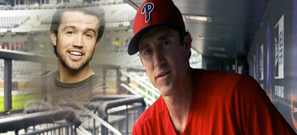 Chase Utley, Mac, It's Always Sunny In Philadelphia